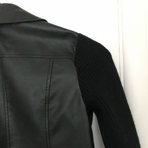 Mossimo Supply Co. Jackets & Coats - Black Moto jacket